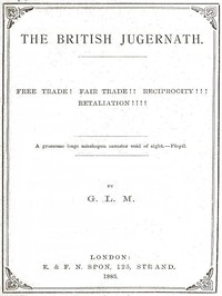 cover for book The British Jugernath