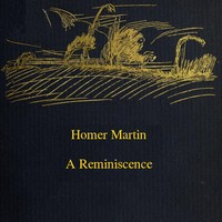 cover for book Homer Martin