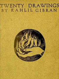 Cover of the book Twenty Drawings by Kahlil Gibran