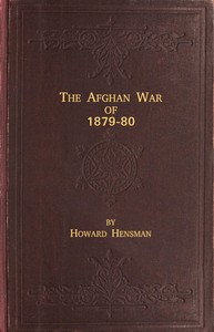 cover for book The Afghan War of 1879-80