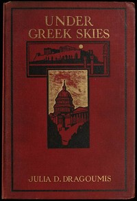 cover for book Under Greek Skies