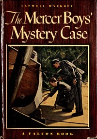 cover for book The Mercer Boys' Mystery Case