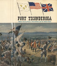 cover for book Fort Ticonderoga