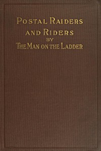 cover for book Postal Riders and Raiders