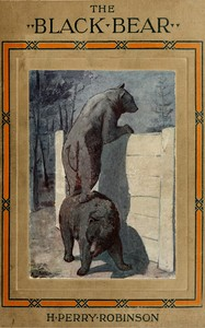 cover for book The Life Story of a Black Bear