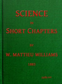 cover for book Science in Short Chapters