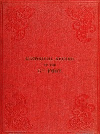 cover for book Historical Record of the Sixth, or Royal First Warwickshire Regiment of Foot