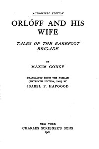 cover for book Orloff and his Wife