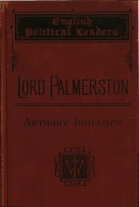 cover for book Lord Palmerston