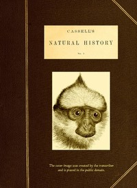 cover for book Cassell's Natural History, Vol. 1 (of 6)