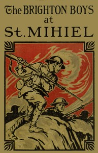 cover for book The Brighton Boys at St. Mihiel