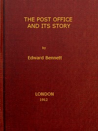 cover for book The Post Office and its Story