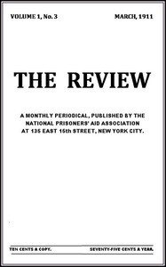 cover for book The Review, Vol. I, No. 3, March, 1911