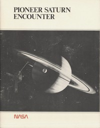 cover for book Pioneer Saturn Encounter