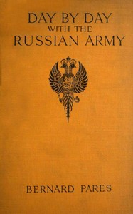 cover for book Day by Day With The Russian Army 1914-15