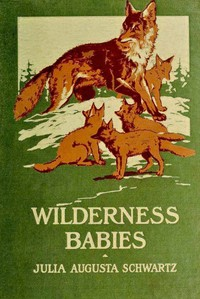cover for book Wilderness Babies
