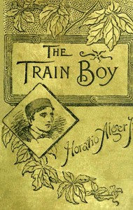 cover for book The Train Boy