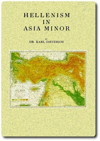 Cover of the book Hellenism in Asia Minor by Karl Dieterich