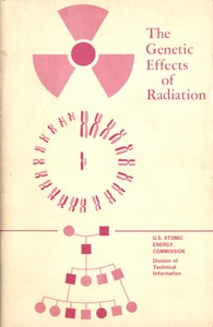 cover for book The Genetic Effects of Radiation