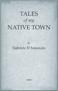 cover for book Tales of My Native Town