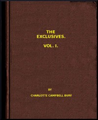 cover for book The Exclusives, Vol I.