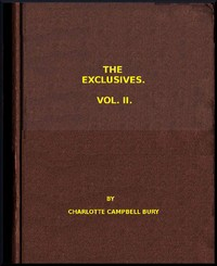 cover for book The Exclusives (vol. 2 of 3)