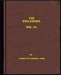 cover for book The Exclusives (vol. 3 of 3)