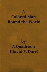 cover for book A Colored Man Round the World