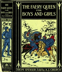 cover for book The Faery Queen and Her Knights