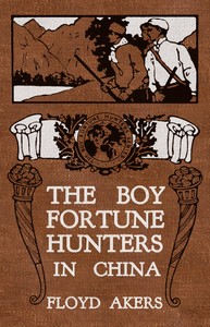 cover for book The Boy Fortune Hunters in China