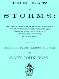 cover for book The Law of Storms