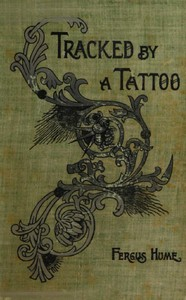 cover for book Tracked by a Tattoo