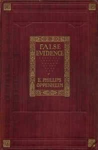 cover for book False Evidence