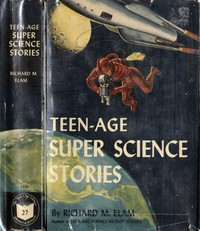 cover for book Teen-age Super Science Stories