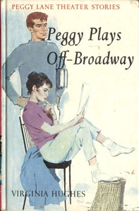 cover for book Peggy Plays Off-Broadway