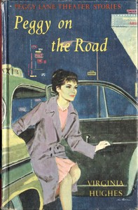 cover for book Peggy on the Road