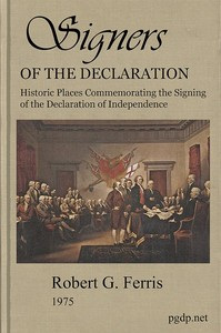 cover for book Signers of the Declaration