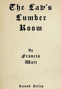 cover for book The Law's Lumber Room (Second Series)