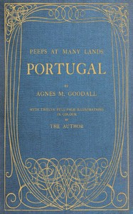 cover for book Peeps at Many Lands: Portugal