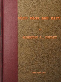 cover for book With Mask and Mitt