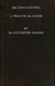 cover for book Section-Cutting: A Practical Guide