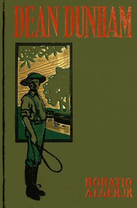 Cover of the book Dean Dunham; Or, the Waterford Mystery by Horatio Alger