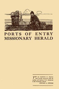 cover for book Ports of Entry