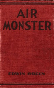 cover for book Air Monster