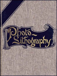 cover for book Photo-Lithography