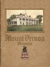 cover for book An Illustrated Handbook of Mount Vernon