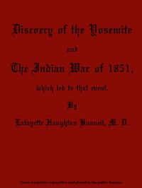cover for book Discovery of the Yosemite