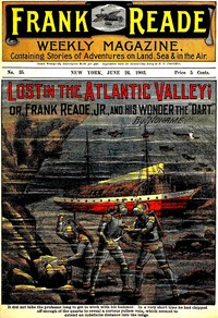cover for book Lost in the Atlantic Valley