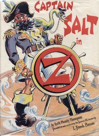 cover for book Captain Salt in Oz