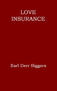 cover for book Love Insurance